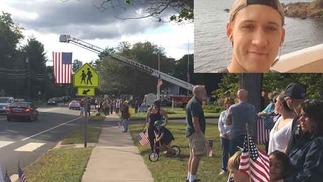 Community remembers Suffield sailor killed in warship collision