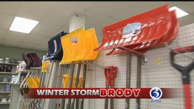 Communities brace for several inches of snow
