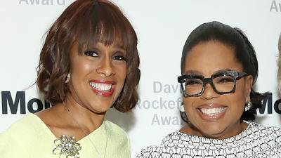 Oprah tearfully says Gayle King 'not doing well' in midst of Kobe Bryant controversy