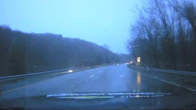 Early Warning Weather Tracker 2 on Route 8