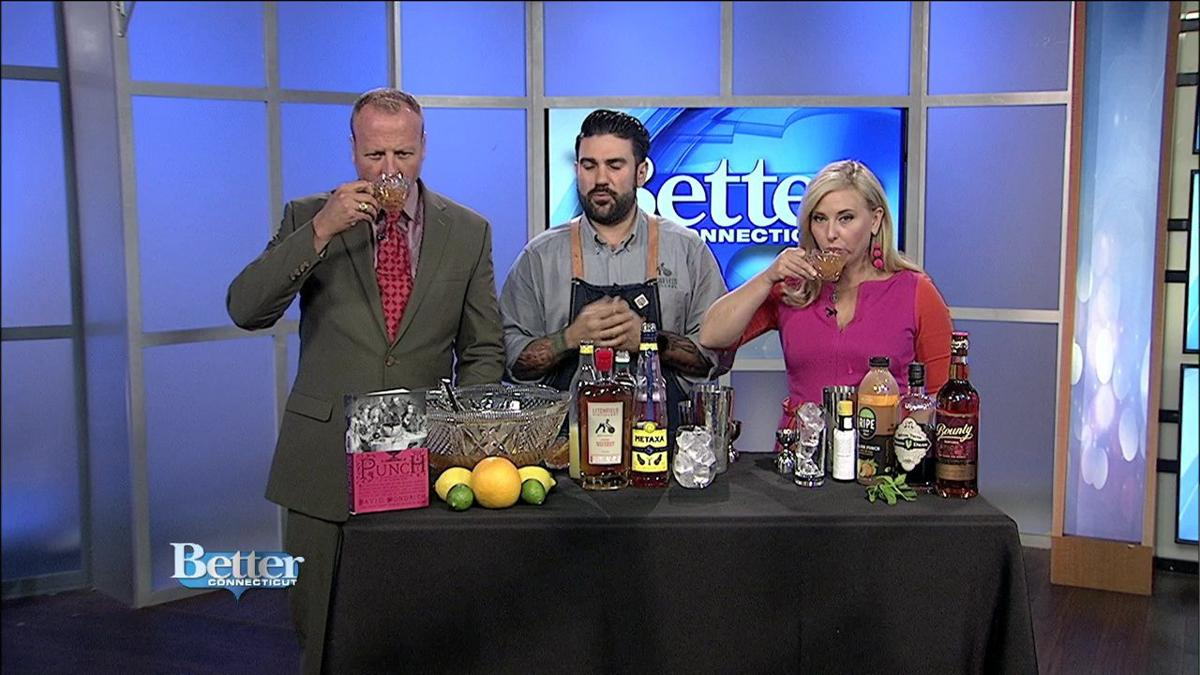 Incorporating Fall Flavors into Delicious Punch