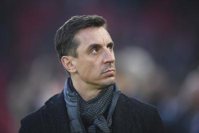 Gary Neville: 'Inconceivable' for English Premier League to return anytime soon