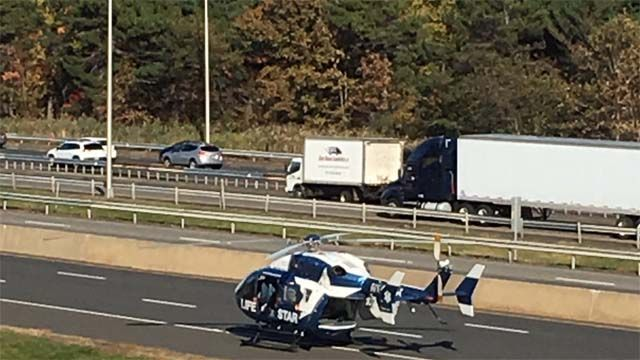 I-91 southbound in Meriden reopens after serious crash