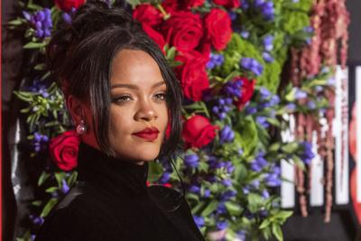 Rihanna talks new album and the reason she won't be performing at the Super Bowl