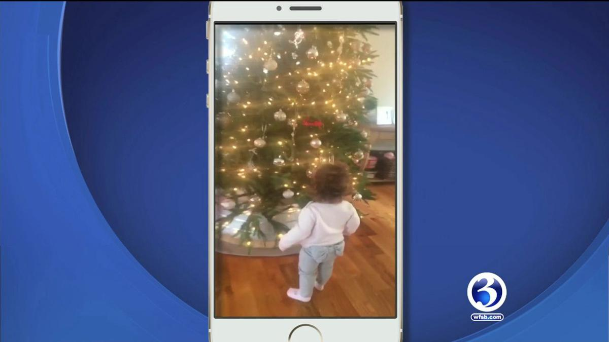 TRENDING NOW: Yale golfers, seeing a Christmas tree, squirrel guest, college grad's exoskeleton