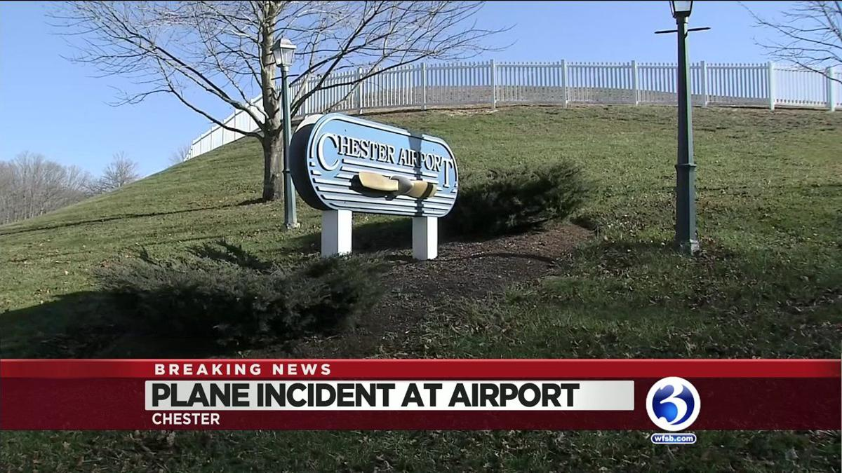 Chester airport incident