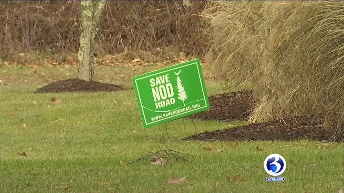 Video: Residents trying to stop development on Avon road