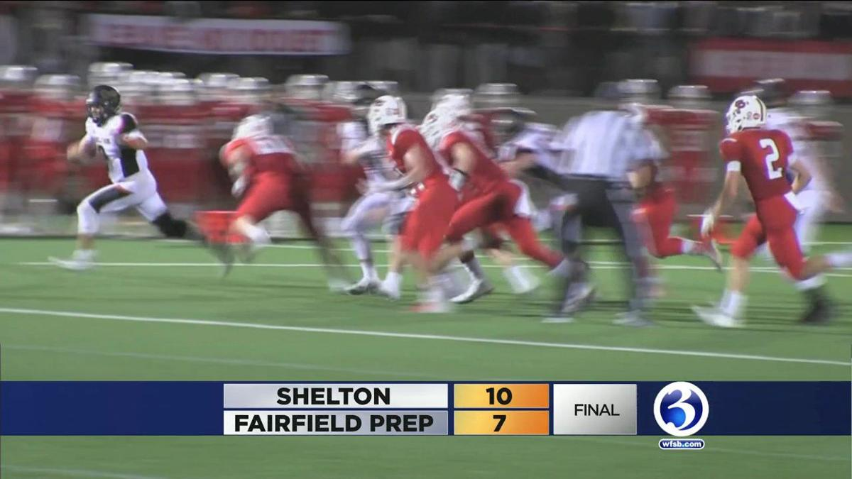 Shelton 10  Fairfield Prep 7