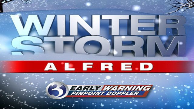 Remembering Winter Storm Alfred in 2011
