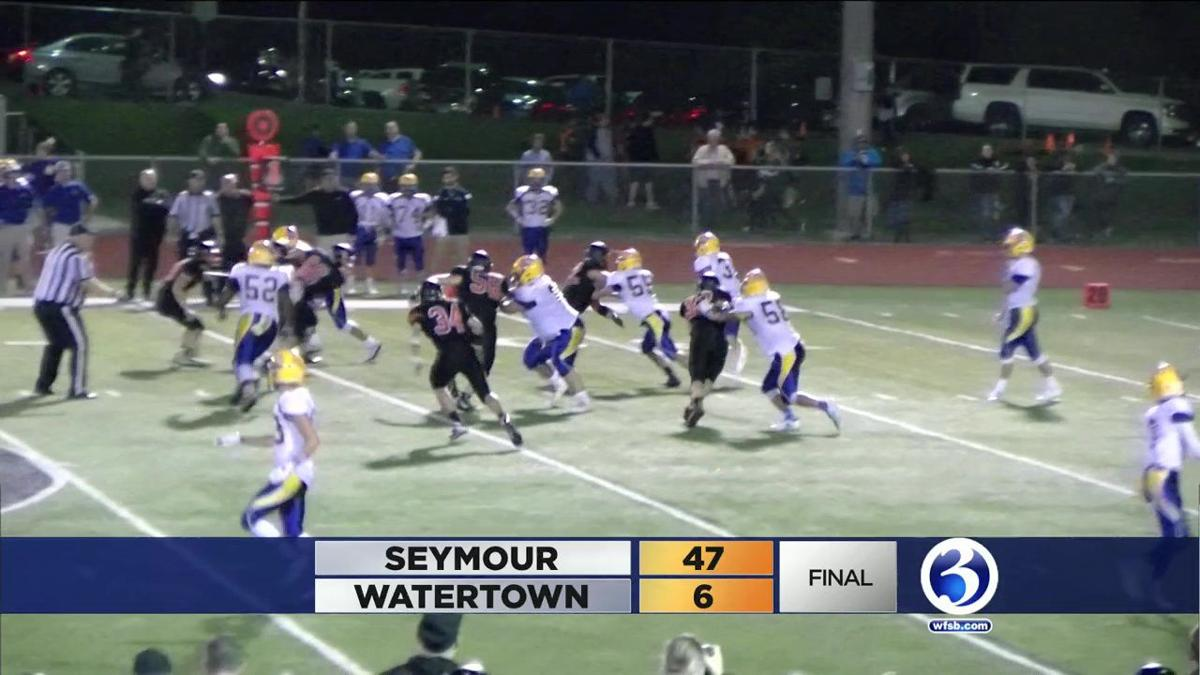 Seymour 47  Watertown 6