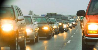Worst states to drive, traffic