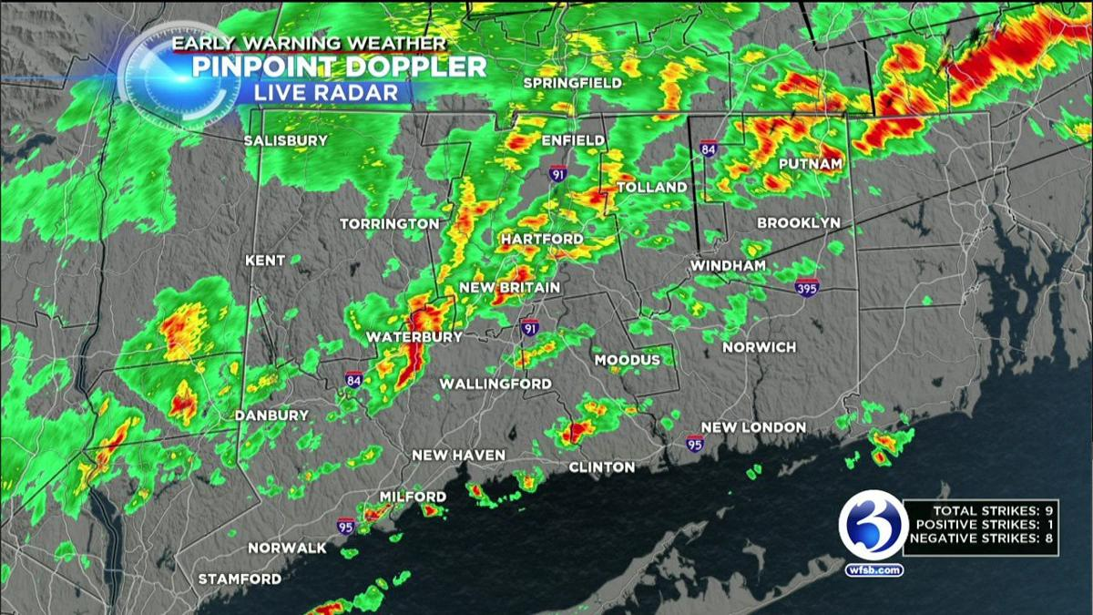 FORECAST: Flash flood warning issued for parts of the state