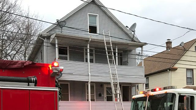 One person hospitalized following New London fire