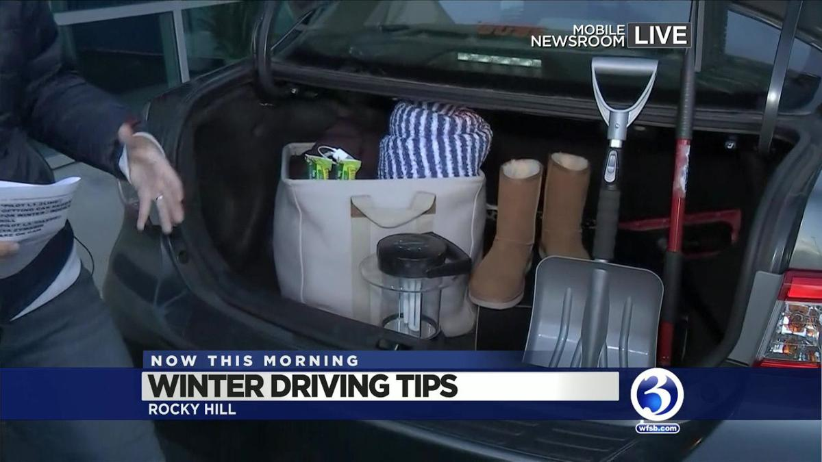VIDEO: AAA advises drivers to prepare for winter