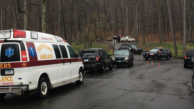 Man police searched Meriden's Hubbard Park for found dead