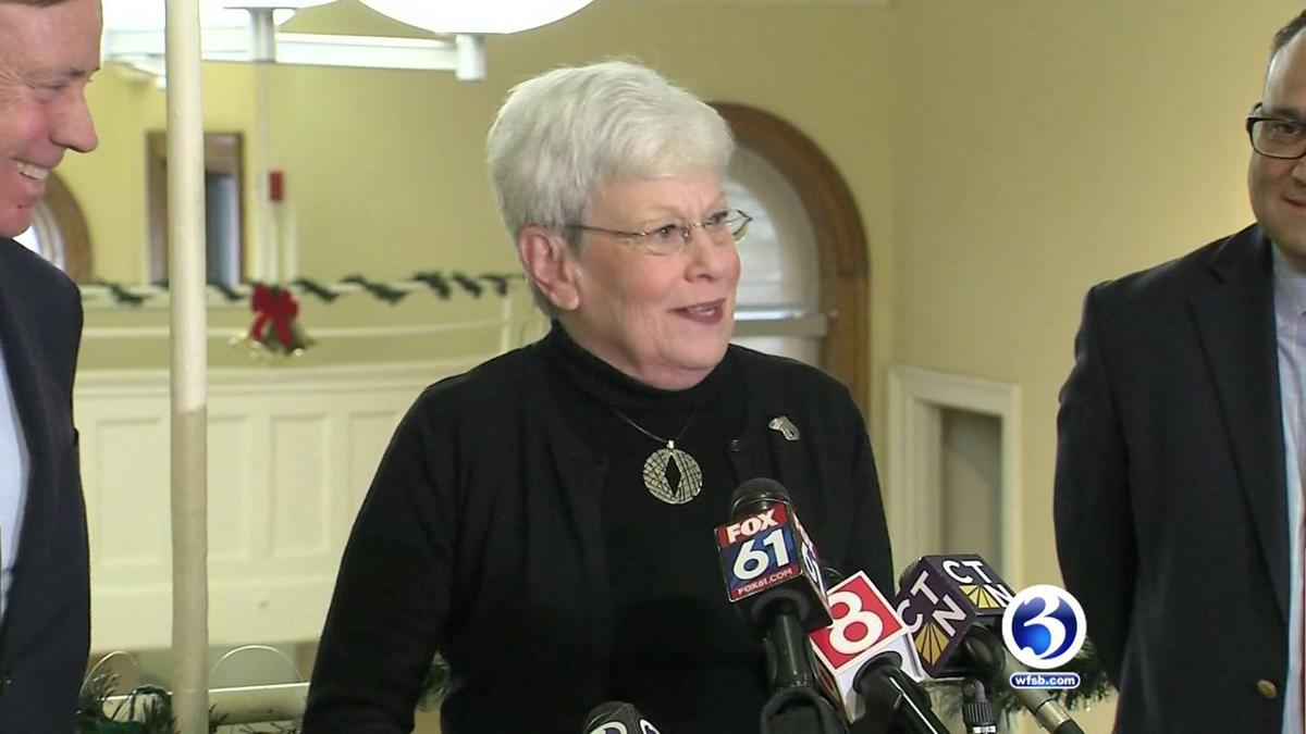 VIDEO: Wyman to chair state Democratic Party