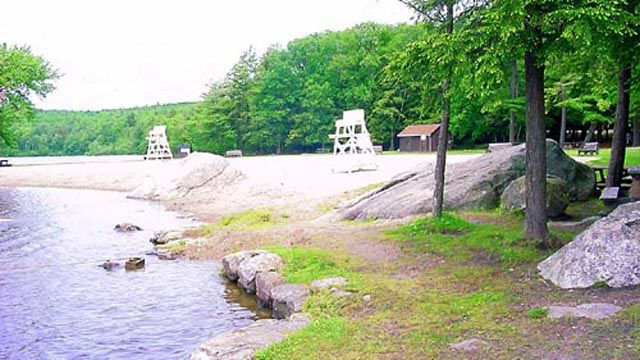 Burr Pond State Park swimming to remain closed for holiday
