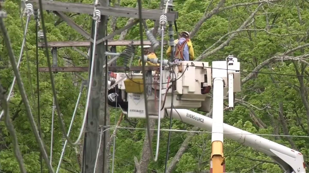 Power restoration continues after tornadoes rip through state
