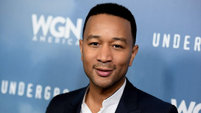 John Legend joins 'The Voice' as coach