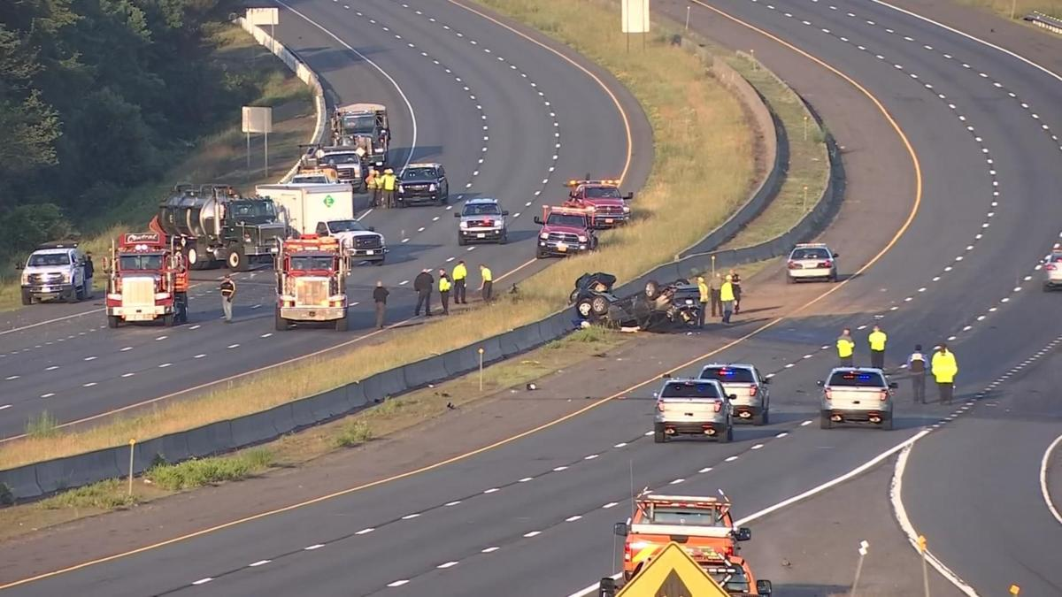 Troopers identify victims of deadly Tolland crash