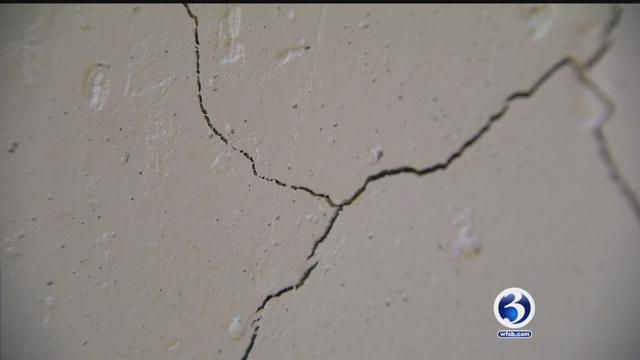 Crumbling foundations a go-to issue for political candidates