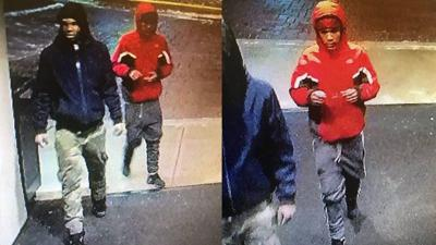 Rocky Hill vehicle burglars sought by police