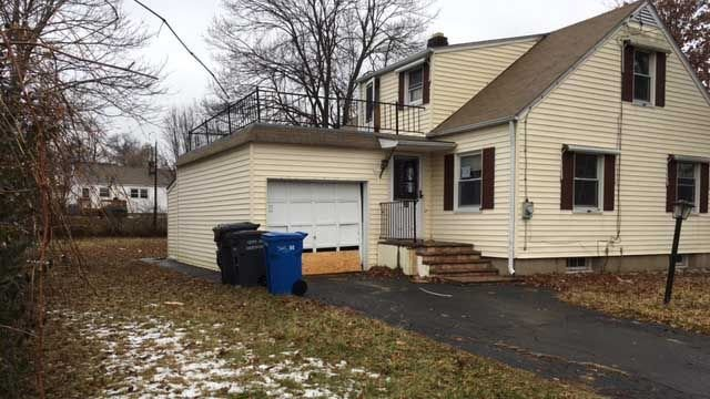 Case of man found in Hartford driveway investigated as a homicide