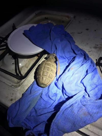 Police find live grenade in Norwich apartment during drug bust