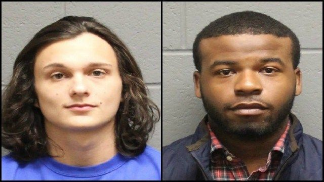 PD: Two SCSU students arrested for October armed robbery