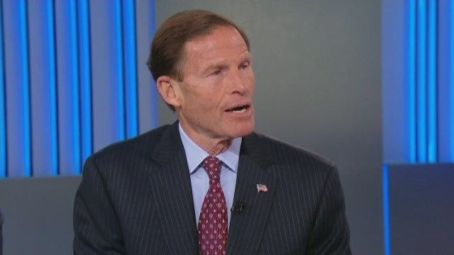 Blumenthal calls on Sessions, Rosenstein to testify
