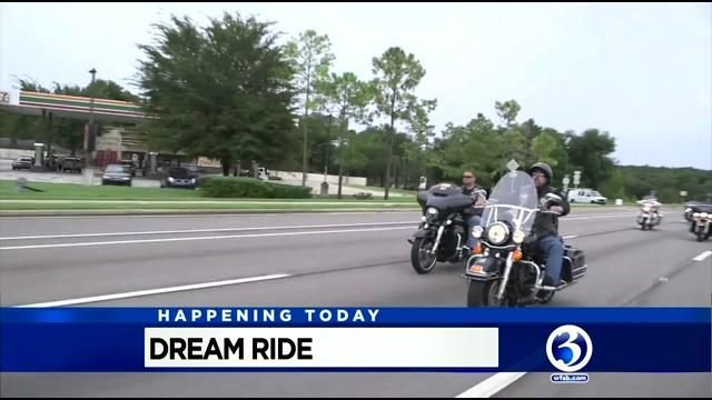 Dream Ride held to benefit Special Olympics CT