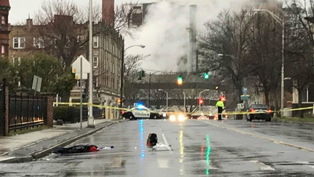 Police identify Hartford man who died after being hit by car