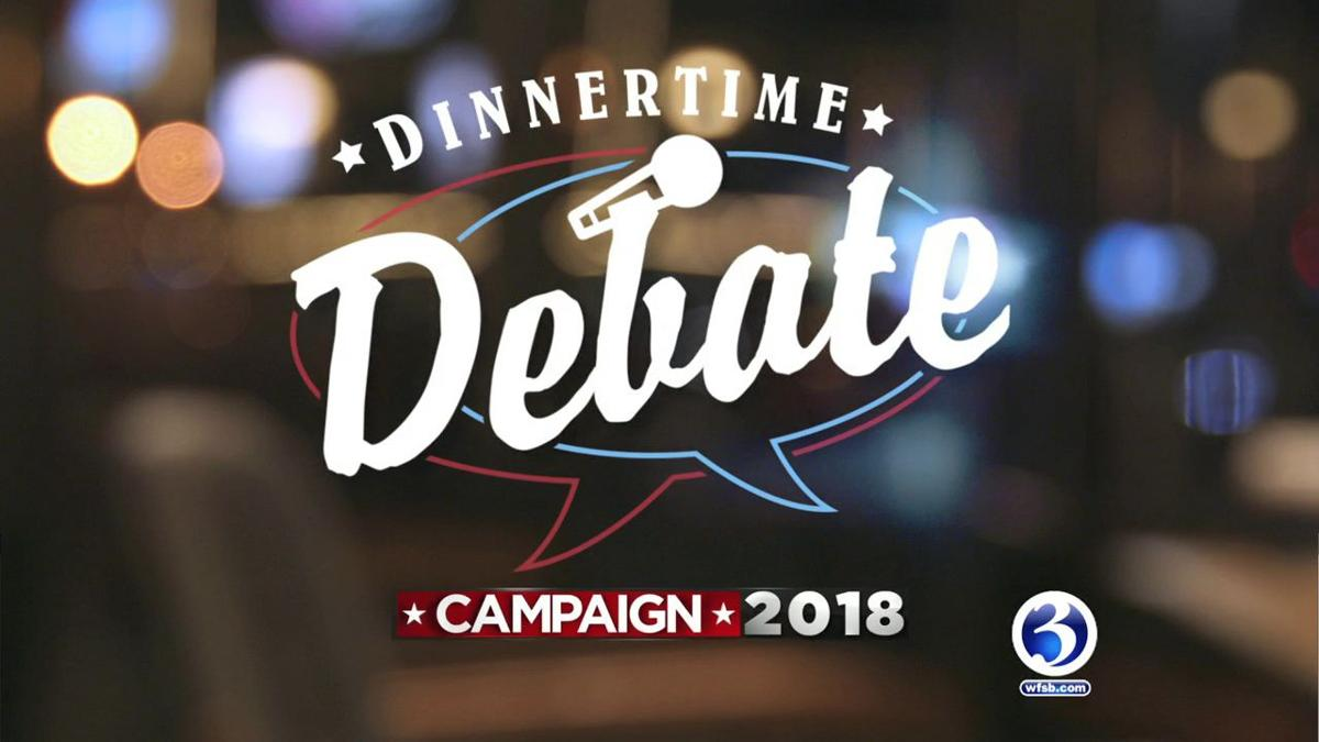 Manchester voters talk politics during Dinnertime Debate