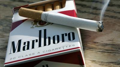 Tobacco giant Phillip Morris International giving up smoking as New Year's resolution