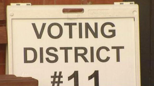 Issues reported in Hartford on Election Day