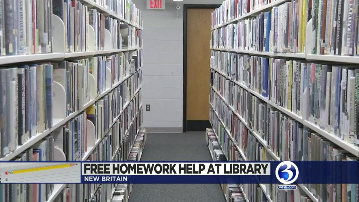 Free tutoring offered to middle school, high school students in New Britain