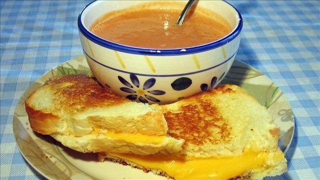 Griddles fire up for National Grilled Cheese Sandwich Day
