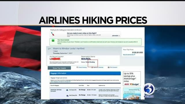 Airline ticket prices soar as travelers scramble to get home
