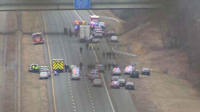 State trooper killed in Tolland crash was on duty at the time