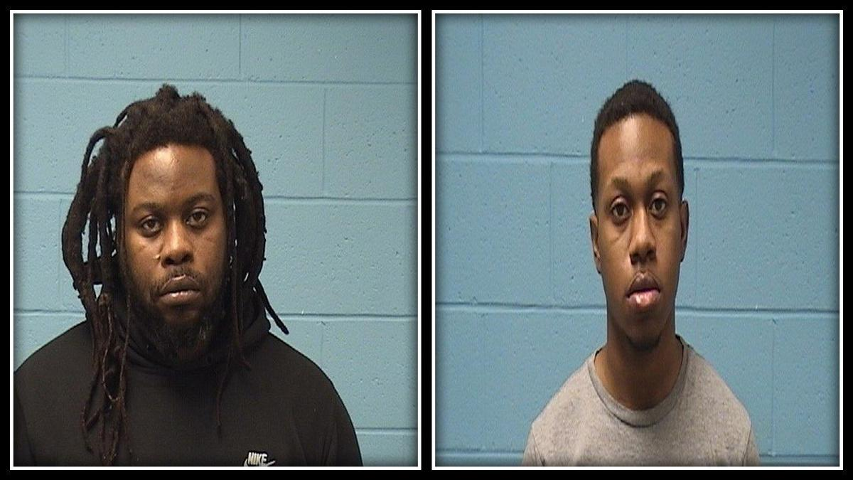 Father, fugitive son arrested for drugs and guns in Wolcott