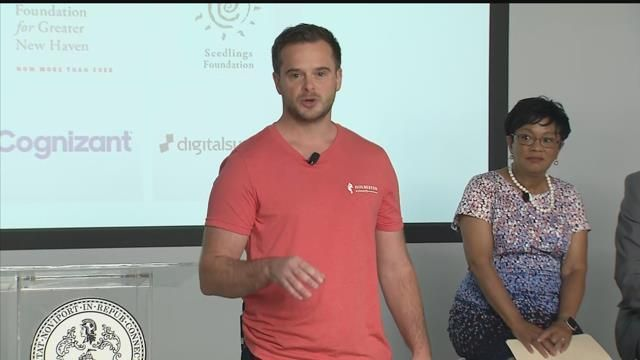 Software engineering school comes to New Haven