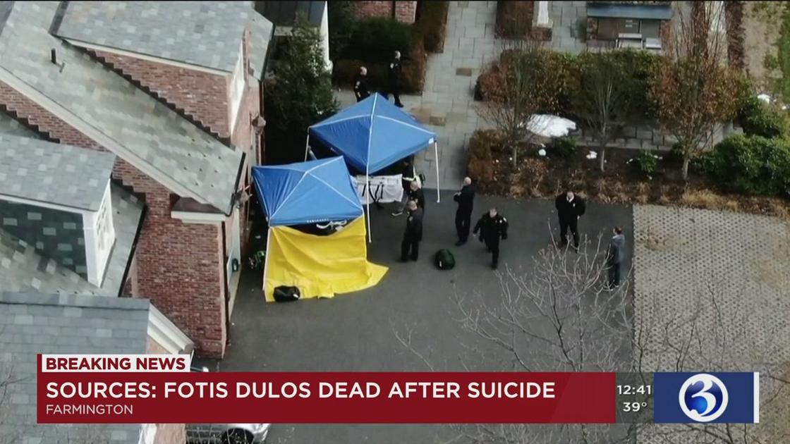 Fotis Dulos, suspect in estranged wife's murder, has died, sources say
