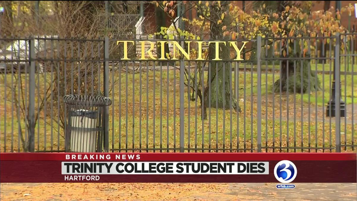 VIDEO: Student dies at Trinity College after becoming ill
