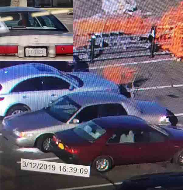 Police Searching For Woman Accused Of Stealing From Home Depot News Wfsb Com