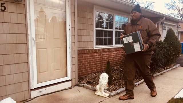 State police warn of 'porch pirates' this holiday season