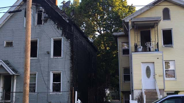 Discarded fireworks spark two overnight fires in New Haven