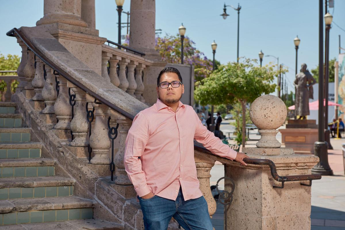 Roberto Larios made his Hollywood dream come true and now helps others do the same