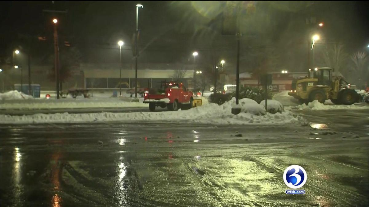 VIDEO: More drivers out on Bristol roads, but cleanup continues
