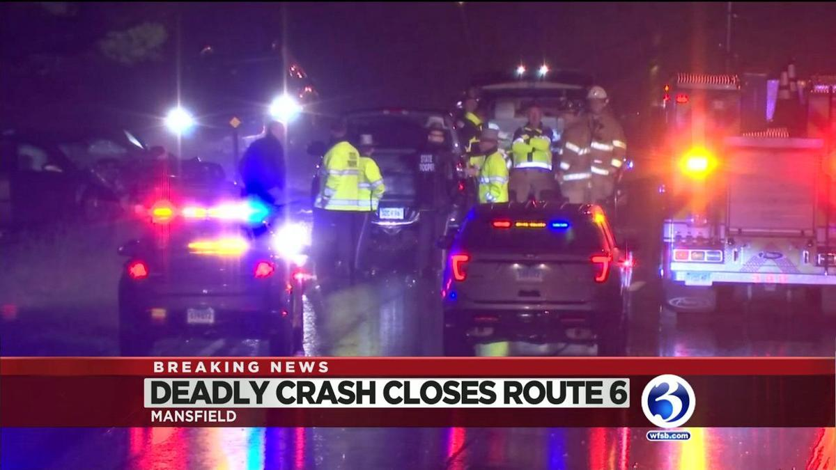 VIDEO: 19-year-old killed in Mansfield crash