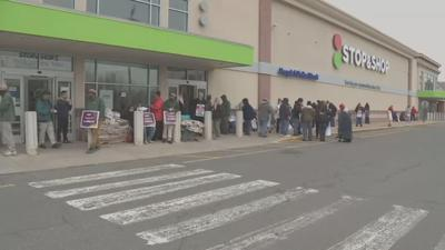 Stop and Shop strike Day 6